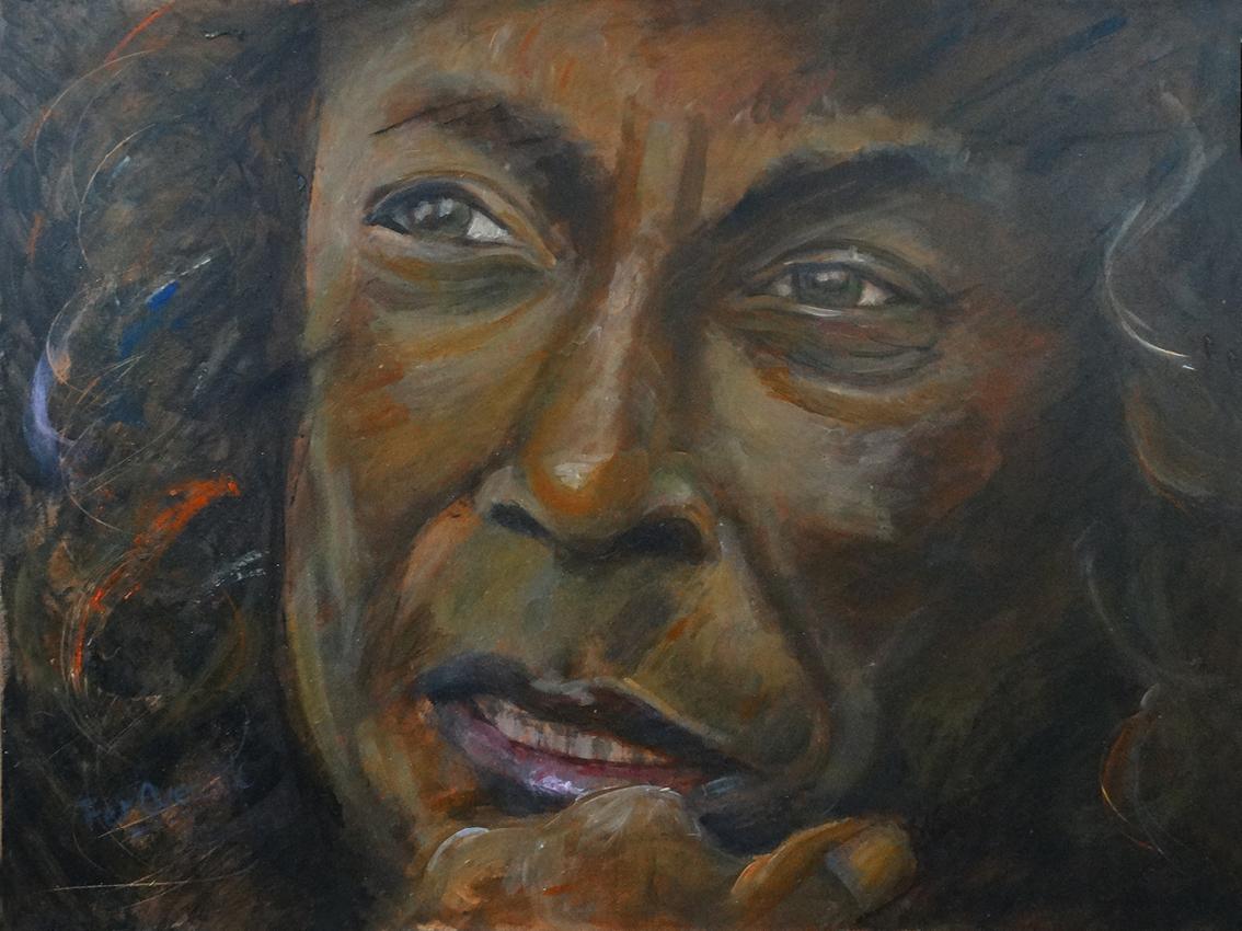 "Miles Davis - ""Photo print - 40 x 30 cm"""