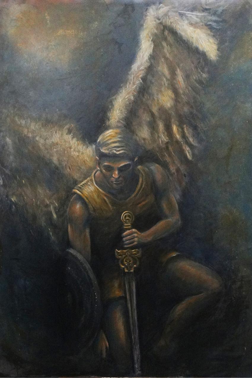 "Michael - ""Original painting"""